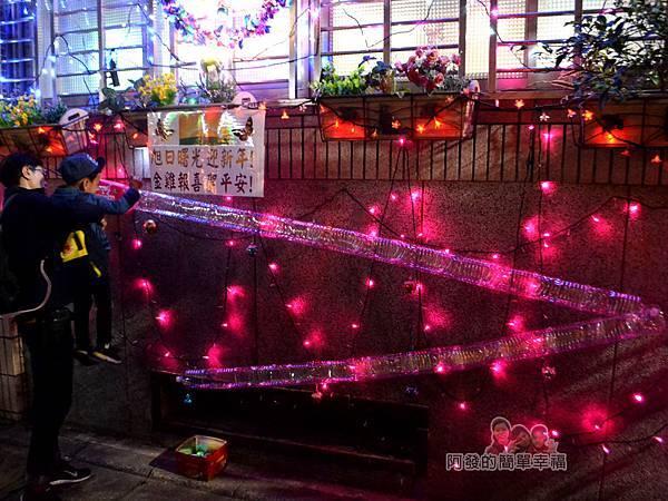 吉慶里聖誕巷14-滾球遊戲