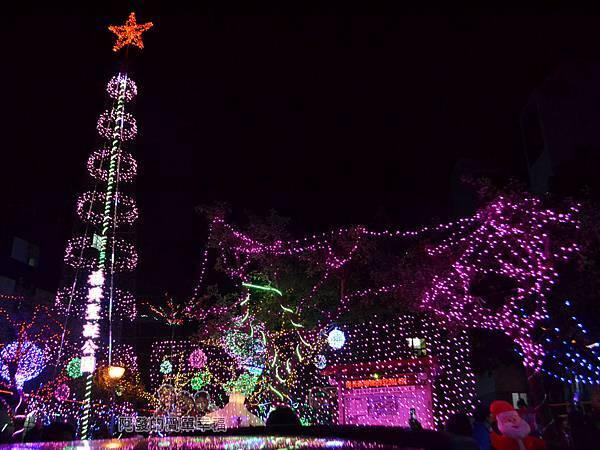 福興里聖誕公園05-公園正面入口