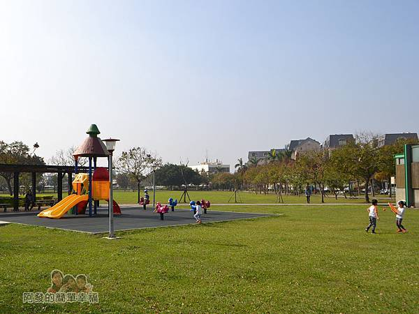 玉山公園19-遊戲區