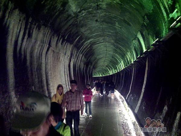 功維敘隧道25-一圈圈的迴圈