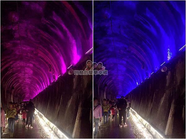 功維敘隧道28-光影變化II