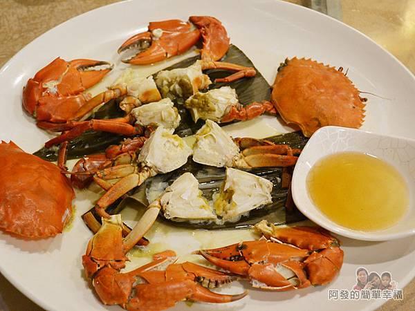 海釣族19-清蒸大肥蟹