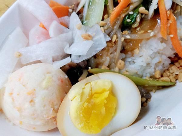 越南美食11-蛋與薯泥