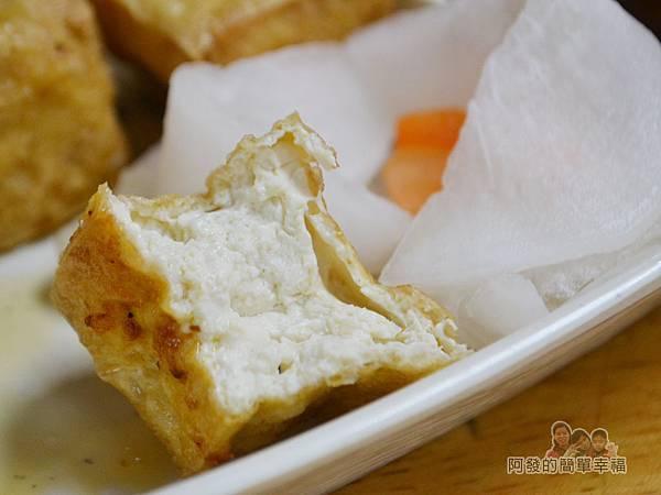 越南美食17-炸豆腐切面