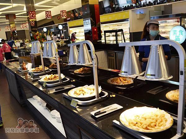 極鮮火鍋13-熟食區
