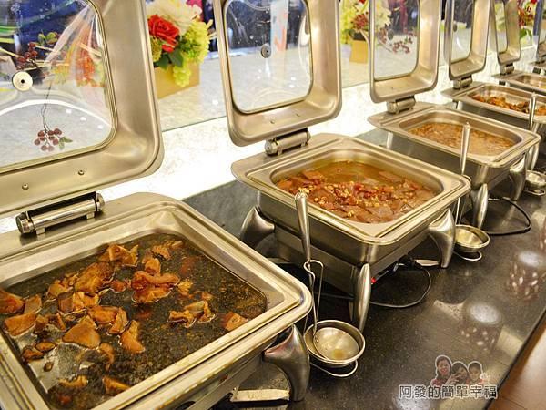 極鮮火鍋15-熟食區III