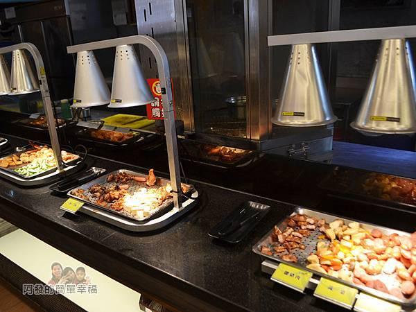 極鮮火鍋16-燒烤區