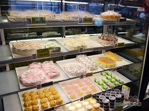 極鮮火鍋25-蛋糕區