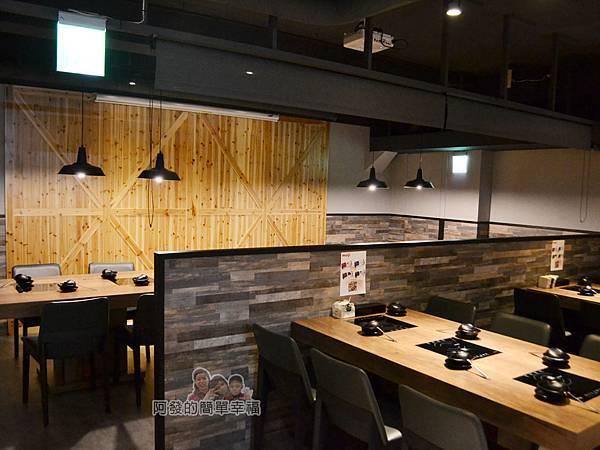 崔官木桶鍋12-地下一樓用餐區