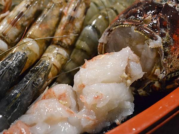 崔官木桶鍋36-野生大龍蝦