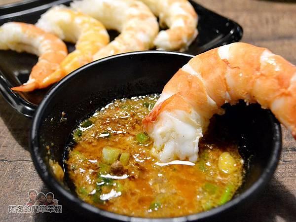 崔官木桶鍋45-蝦肉鮮甜Q彈