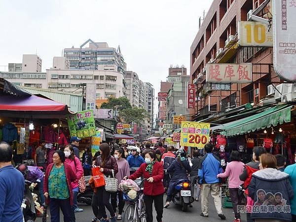 大榮肉粥01-保安一街與博愛街口