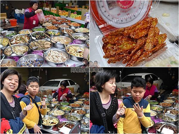 大榮肉粥06-熟食攤