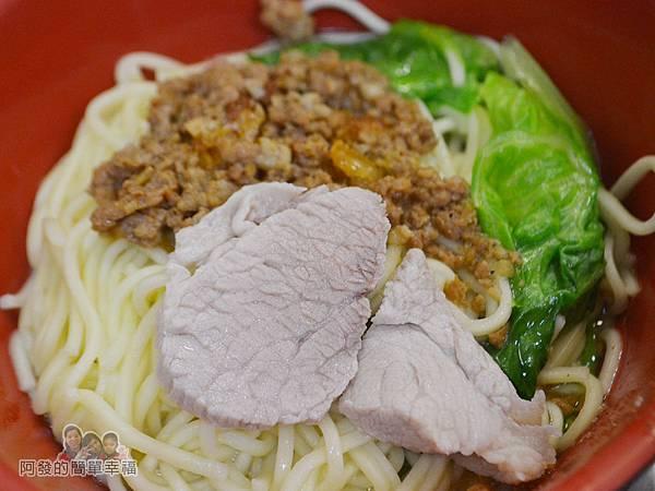 大榮肉粥18-油麵乾
