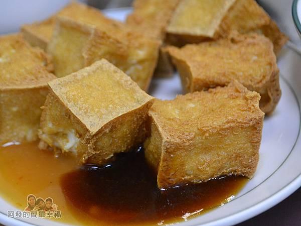 大榮肉粥20-炸豆腐