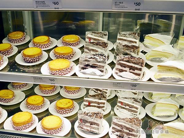 IKEA(早餐)09-冷藏區-蛋糕類