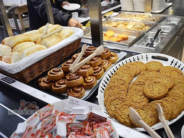 IKEA(早餐)17-麵包區II