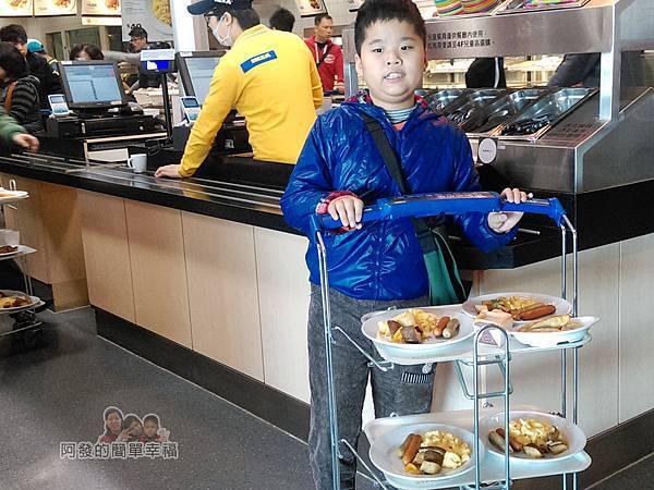 IKEA(早餐)18-結帳舊圖