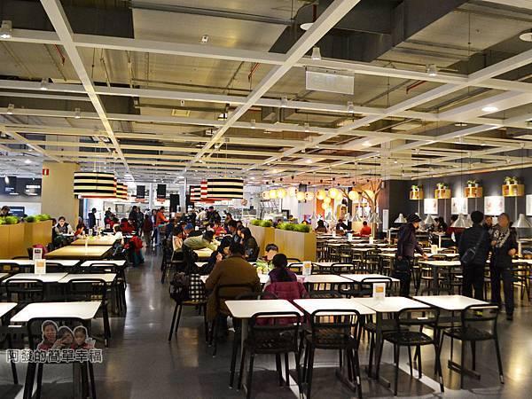 IKEA(早餐)24-中段用餐區