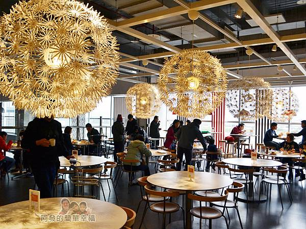 IKEA(早餐)26-尾段靠窗用餐區