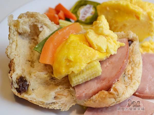 IKEA(早餐)32-49元早餐-自製小漢堡