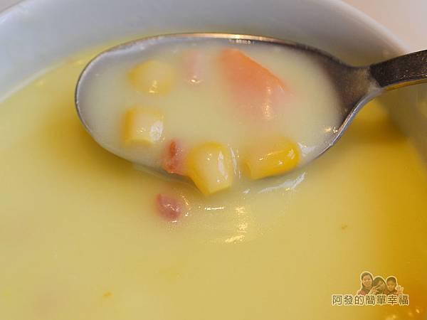 IKEA(早餐)38-玉米濃湯