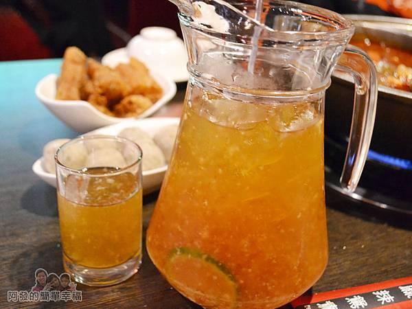 齊味麻辣鴛鴦火鍋19-冬瓜檸檬(壺)