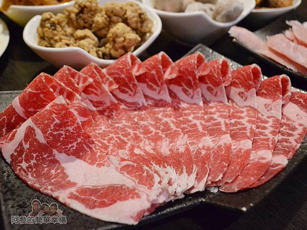齊味麻辣鴛鴦火鍋24-頂級無骨牛小排