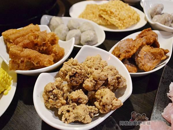 齊味麻辣鴛鴦火鍋26-老排骨酥