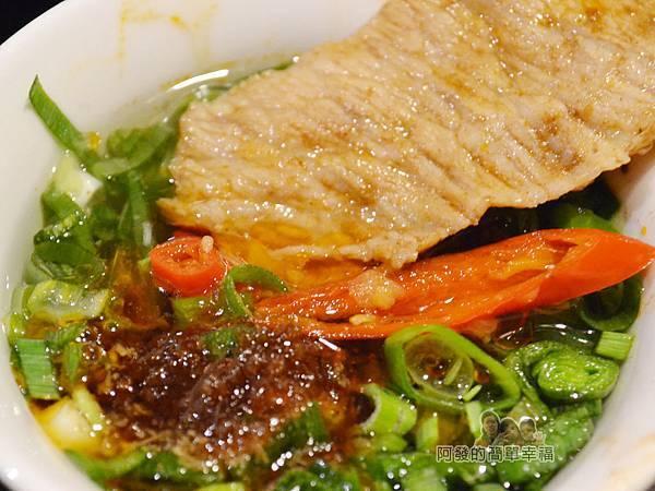 齊味麻辣鴛鴦火鍋34-松板豬肉