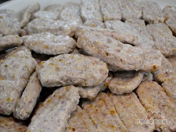 林合發油飯粿店12-芋粿