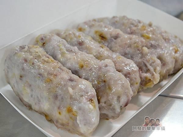 林合發油飯粿店22-芋粿