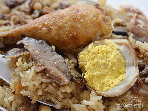 林合發油飯粿店24-美味的組合
