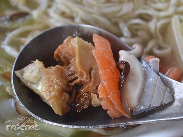 珍饌玉膳32-什錦意麵湯料