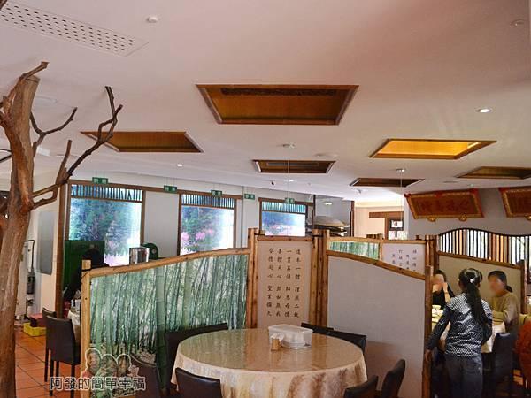珍饌玉膳13-室內用餐區