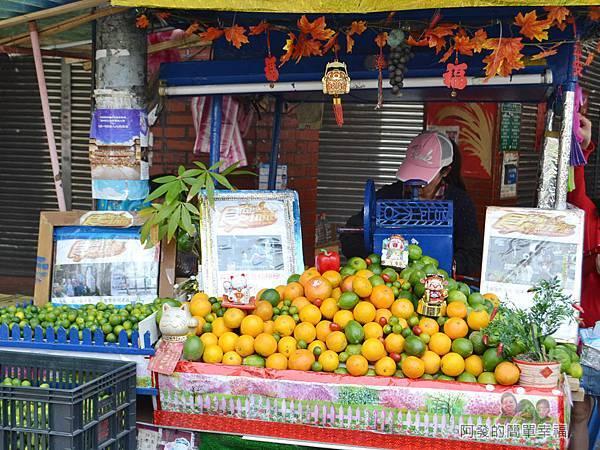 迪化街金桔檸檬汁02-攤外觀