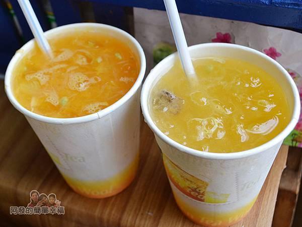 迪化街金桔檸檬汁09-柳橙汁n金桔檸檬汁