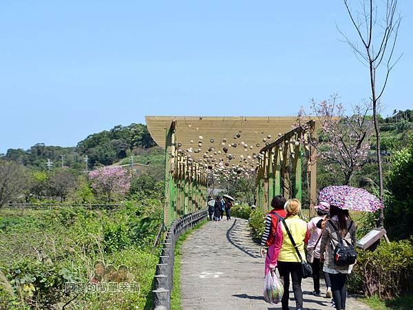 三生步道32-造型廊道