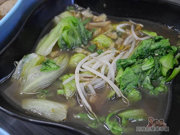 家傳秘滷27-燙青菜