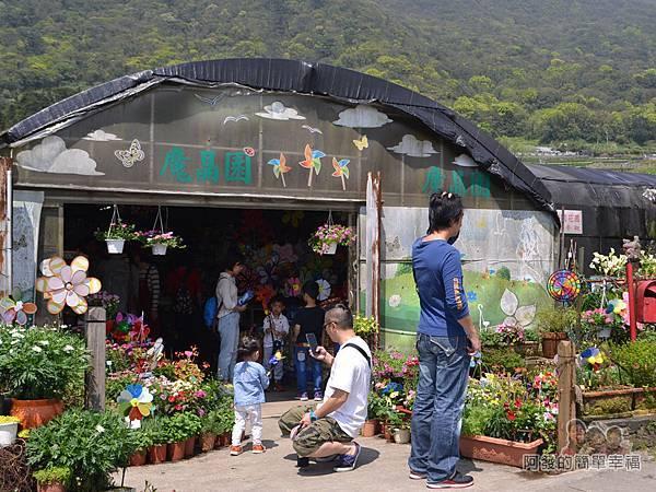 竹子湖海芋季39-路邊商家-魔晶園