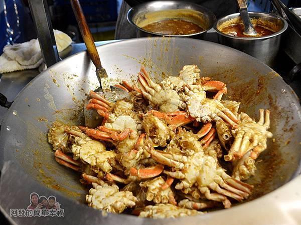 板橋宋家06-炒螃蟹