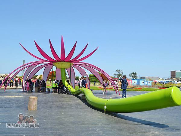 農業博覽會09-奇幻烏托邦展區-花朵造型涼亭.jpg