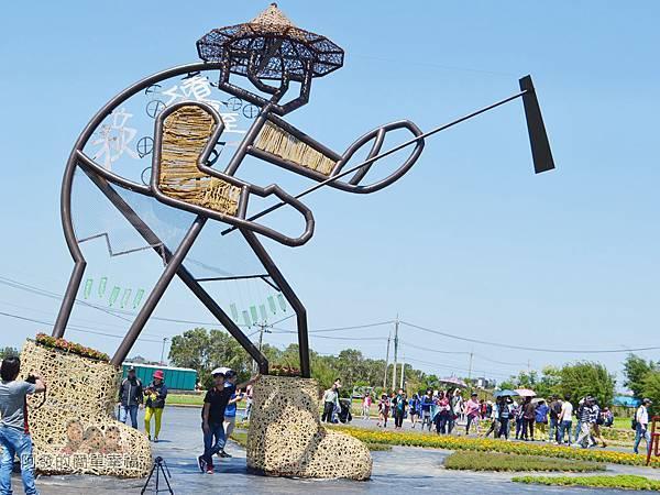 農業博覽會16-奇幻烏托邦展區-「巨人農夫」「魔法桃園」.jpg