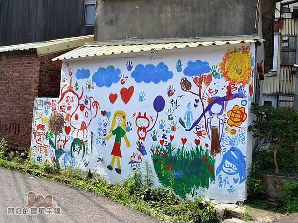 坑口彩繪村30-兒童創作區