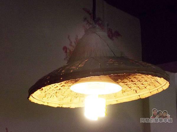 碳厚囍15-斗笠吊燈