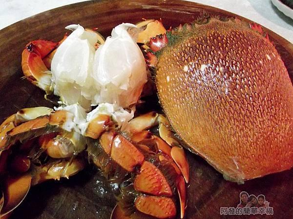 肉粽變螃蟹米糕03-處理螃蟹