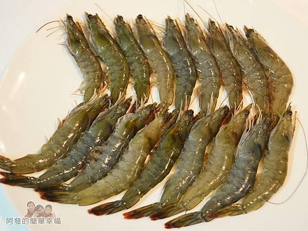 阿源師紅尾蝦08-一盒約15~18隻