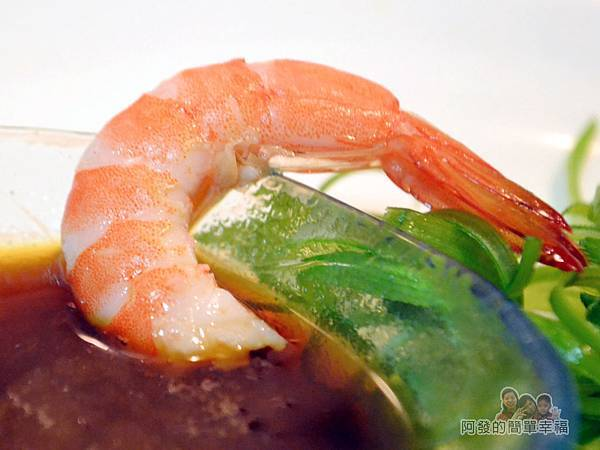 阿源師紅尾蝦19-紅尾蝦沾醬
