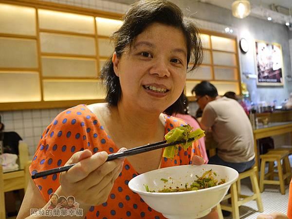 忠貞誠米干17-老婆唸了好一陣子的豌豆粉
