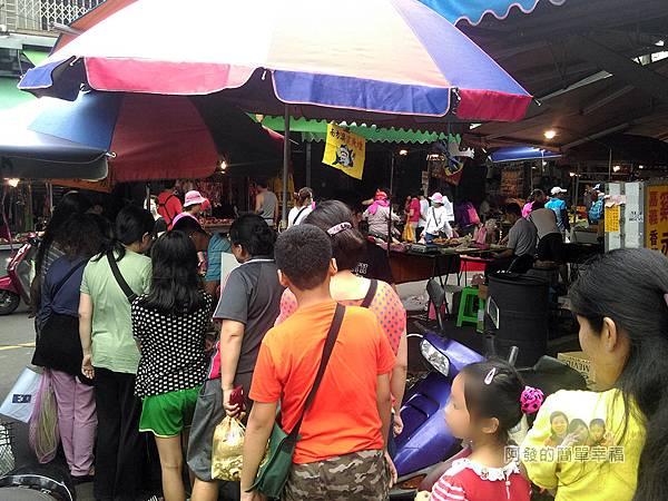 百寧芋仔冰店04-擁有在地超高人氣